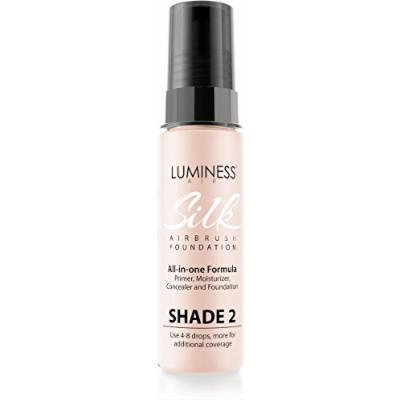 Luminess Air Airbrush Rich-Silky Finish Foundation, Shade Bloom SK2, 0.55 Fluid Ounce