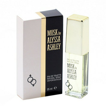Alyssa Ashley Musk Eau De Toilette Spray .85 Oz