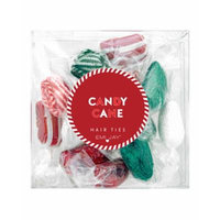 Emi Jay Candy Cane Hair Ties 12-Pack