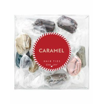 Emi Jay Caramel Hair Ties 12-Pack