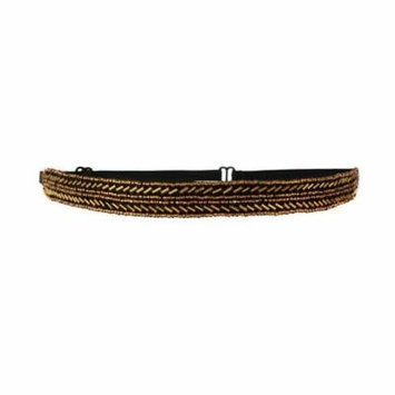 Tassel Alton Headband, Gold Copper