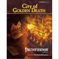 Pathfinder Module: City of Golden Death (Pathfinder Modules)