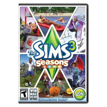 Electronic Arts The Sims 3 Seasons (PC Game)