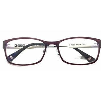 Bliss Prescription Eye Glasses Frame Ultem Super Light, Flexible Bliss 3005 C52C