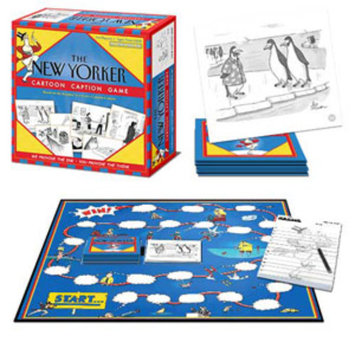 The New Yorker Board Game, Ages 13+, 1 ea
