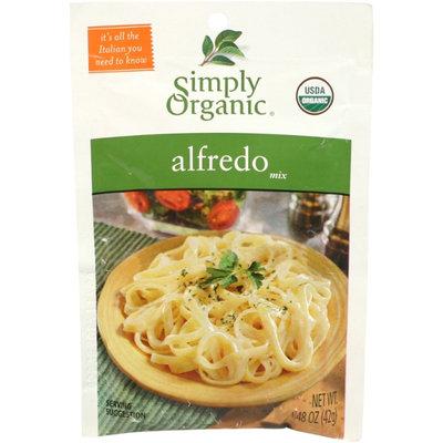 Simply Organic Certified Organic Alfredo Seasoning Mix