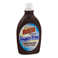 Fox's U-Bet Chocolate Flavor Syrup Sugar Free