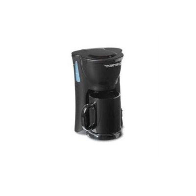 TOASTESS TFC326 BLACK COFFEE MAKER 1CUP WITH MUG