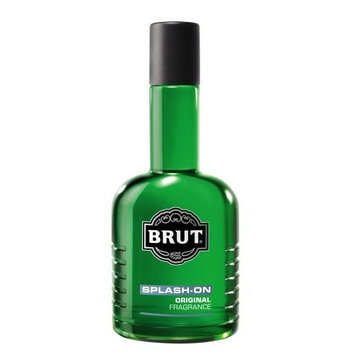 Brut splash-on after shave lotion for men - 7 oz