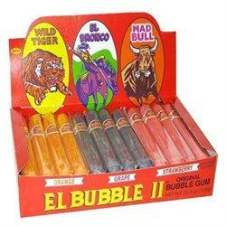 Tootsie Roll Industries Old-Fashioned Bubblegum Cigars
