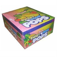 Charms Sweet & Sour Pops, 8 pk