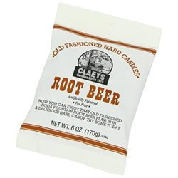 Claey's Claeys Root Beer Hard Candy