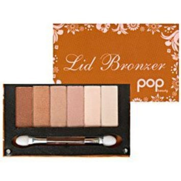 POP Beauty - Lid Collection - Lid Silver