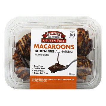 Jennies Macaroon Chocolate Drizzle G/F 10 Oz -Pack of 12