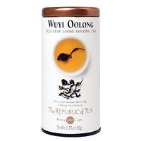 The Republic Of Tea Wuyi Oolong Full-Leaf, 1.75 Ounces/50-60 Cups