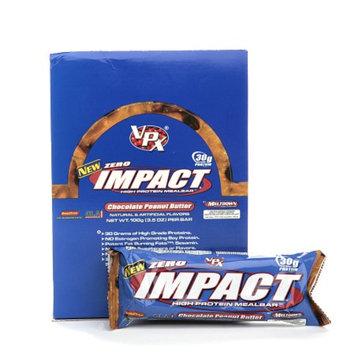 VPX Zero Impact Bars Chocolate Peanut Butter
