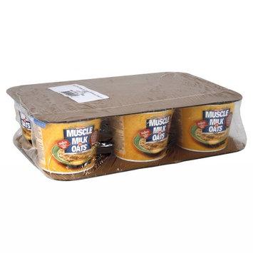 CytoSport  Muscle Milk Muscle Milk 'n Oats, Instant, Banana Walnut Flavor - 6 pack, 2.7 oz cups