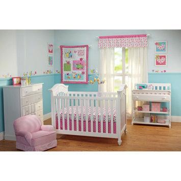 Taggies Sweet as a Bug 3pc Crib Bedding Set Collection Bundle