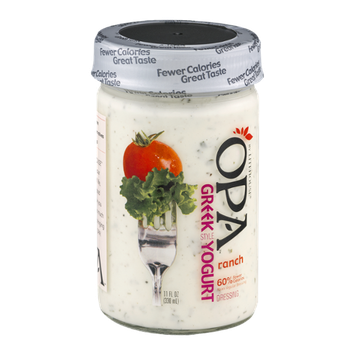 Litehouse OPA Greek Style Yogurt Dressing Ranch