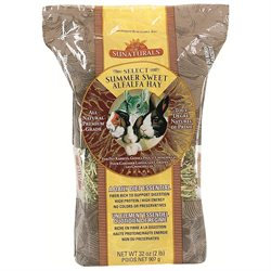 Sunseed Company 88056 Summer Sweet Alfalfa Hay 32 Ounce