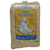 Sun Seed Pine Bedding Compressed for Small Animals