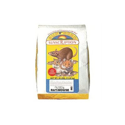 Sun Seed Company SSS94125 Rat-Mouse Vita Mix 25lb