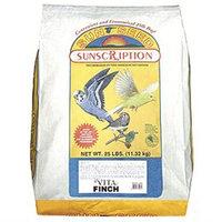 Sun Seed Vita Finch Food 25-lb bag