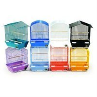 Prevue Pet Products BPV21008 Keet Cage Assortment 8-Pack