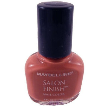 Maybelline Salon Finish Nail Color