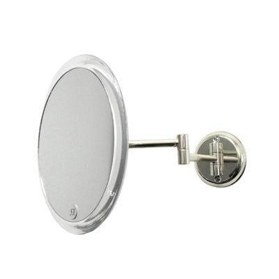 Zadro - Non-Lighted 5X Wall Mirror Z9WG Brass