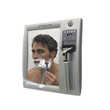 Zadro Products Z'Fogless Lighted Shaving Mirror