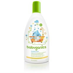 Babyganics Tub Time Extra Gentle Bubble Bath And Body Wash, Fragrance