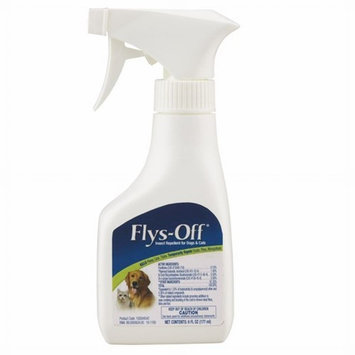 Farnam Flys-Off Mist Insect Repellent for Dogs: 6 oz
