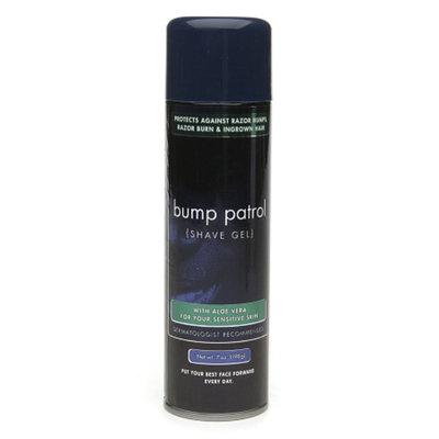 bump patrol Shave Gel for Sensitive Skin