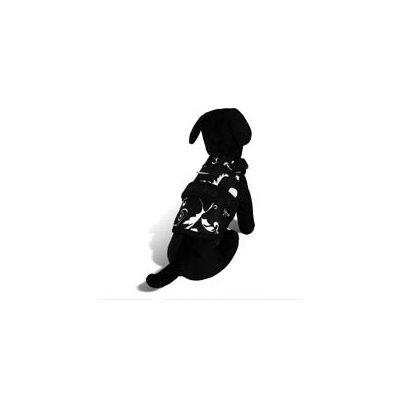 26 Bars & a Band Fifth Avenue Dog Harness, Large