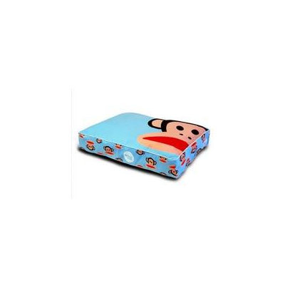Bars A Band Paul Frank Dog Bed - Size: Queen, Style: Signature Julius