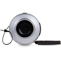 iSound GoSound Round Speaker (Silver)