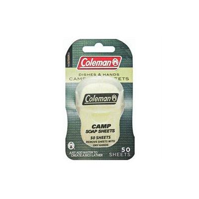 Coleman 372722 Coleman Camp Soap Sheets