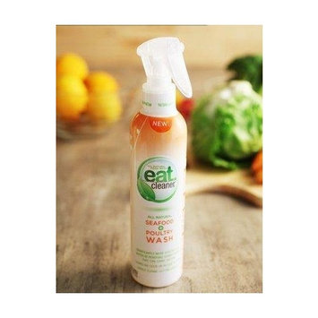 Eat Cleaner 8Oz Seafood and Poultry Spray (Set of 3)