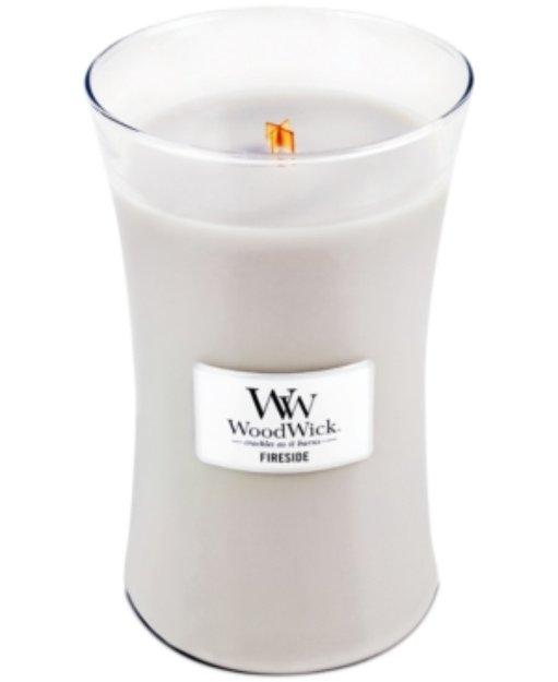 Woodwick Candle WoodWick Candle Large Fireside Jar