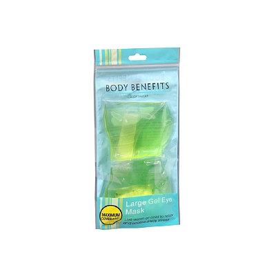 Body Benefits Soothing Large Gel Eye Mask