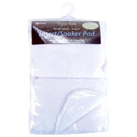 Trend Lab White Cloth Diaper Liners Kid's