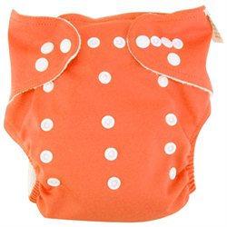 Trend Lab Orange Cloth Diaper Kid's