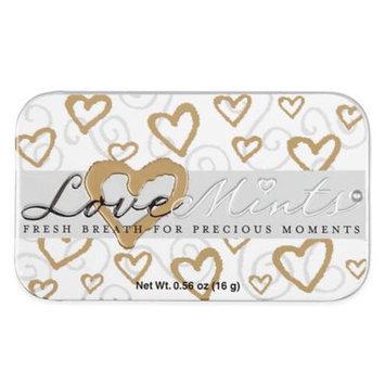 AmuseMints Love Mints, 24 tins