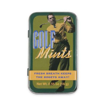 AmuseMints Golf Mints, 24 tins