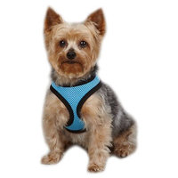 Casual Canine Pastel Mesh Pet Harness - Pink