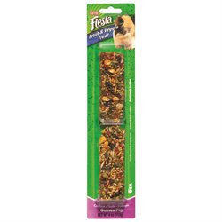 Kaytee Products Inc - Fiesta Guinea Pig Stick- Fruit & Vegtabl 4 Ounce
