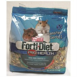 Kaytee Products Inc - Forti Diet Prohealth Hamster-gerbil 5 Pound