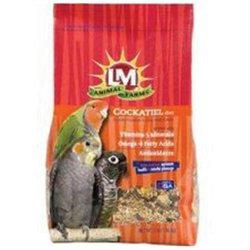 L & M Animal Farms L/M Animal Farms 12214 Lm Cockatiel Diet 20 Pound