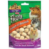 Kaytee Products Inc - Fiesta Krunch A Rounds 2 Ounce